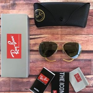⚠️60% OFF AUTHENTIC RAY BAN OUTDOORSMAN